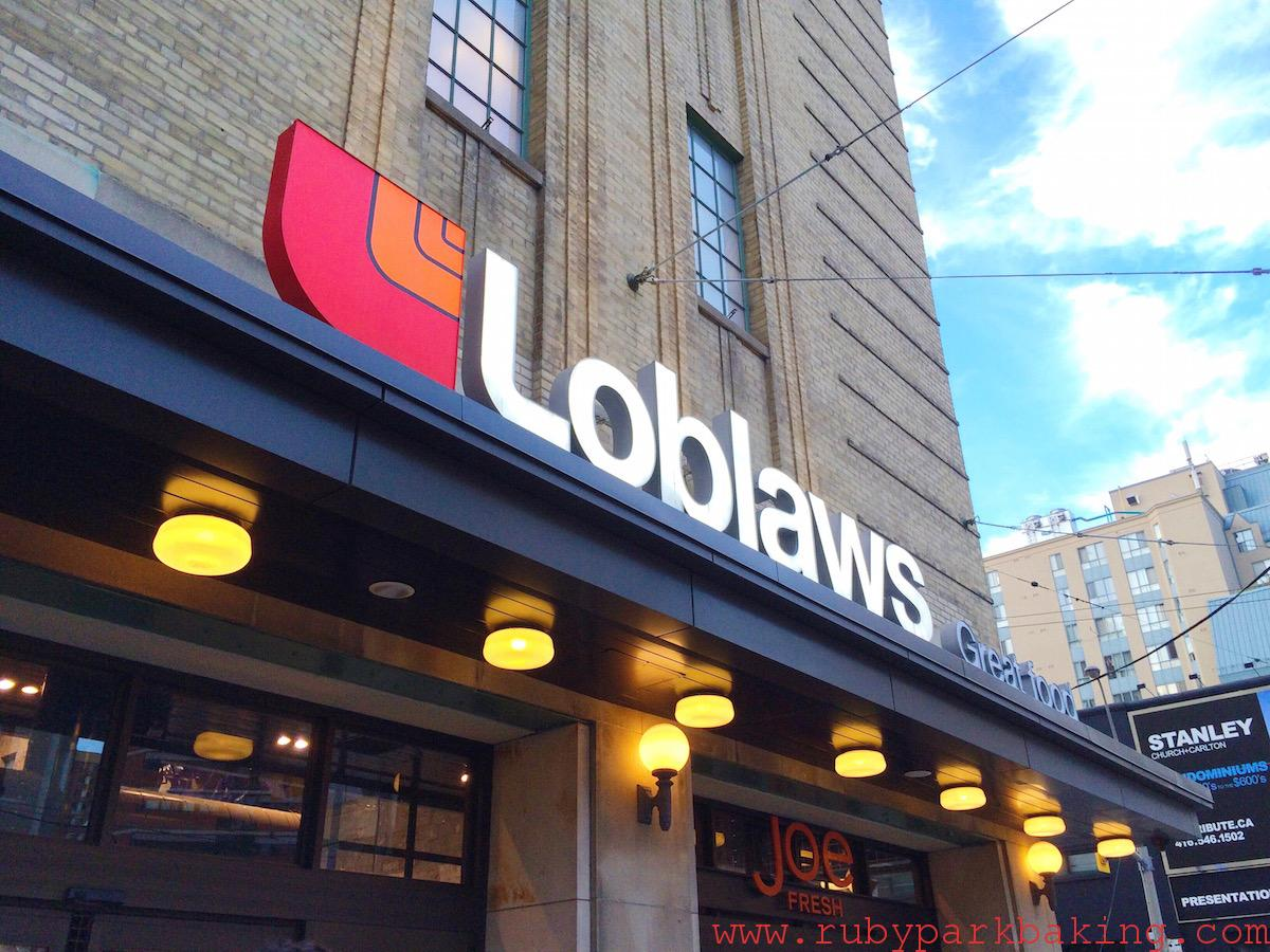 Loblaws Supermarket, Toronto