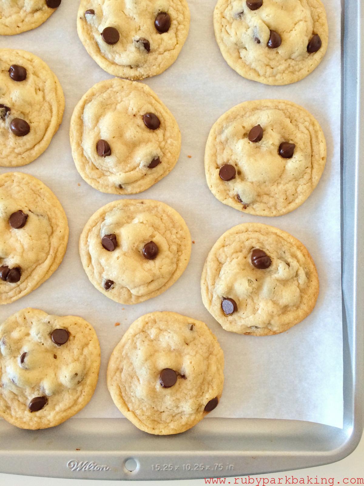 チップ クッキー レシピ チョコ