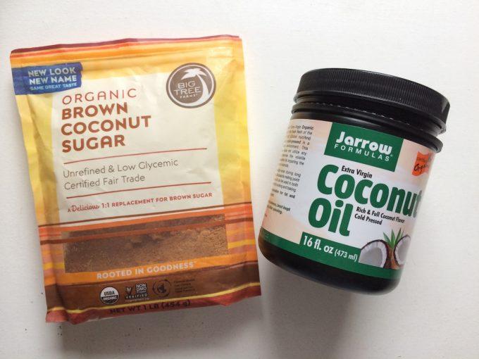 【アイハーブ】おすすめのココナッツオイルとココナッツシュガーがヘルシーで美味しい【ダイエット向き】