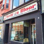Sushi on Bloor, Toronto