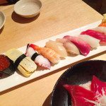Sushi Bar Sushiya in Toronto, Japanese restaurant