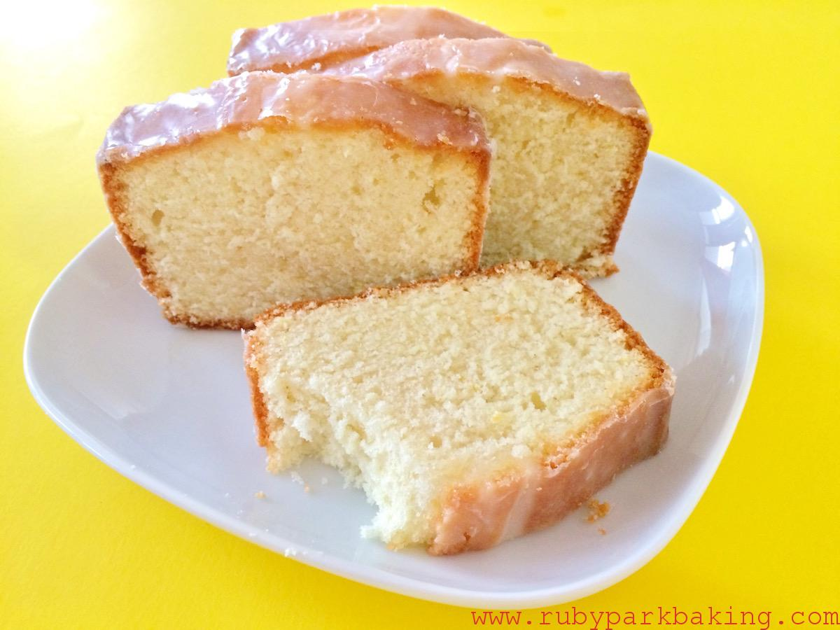 スタバ 風 レモン パウンド ケーキ