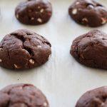 ワンボウルで簡単!ダブルチョコレートスモアクッキーのレシピ♪