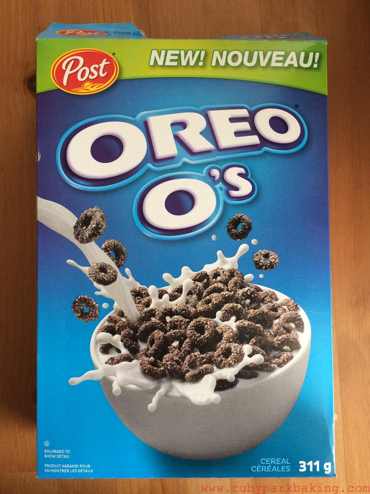 韓国限定だったオレオのシリアル「OREO O's」が北米でも復活したらしい!
