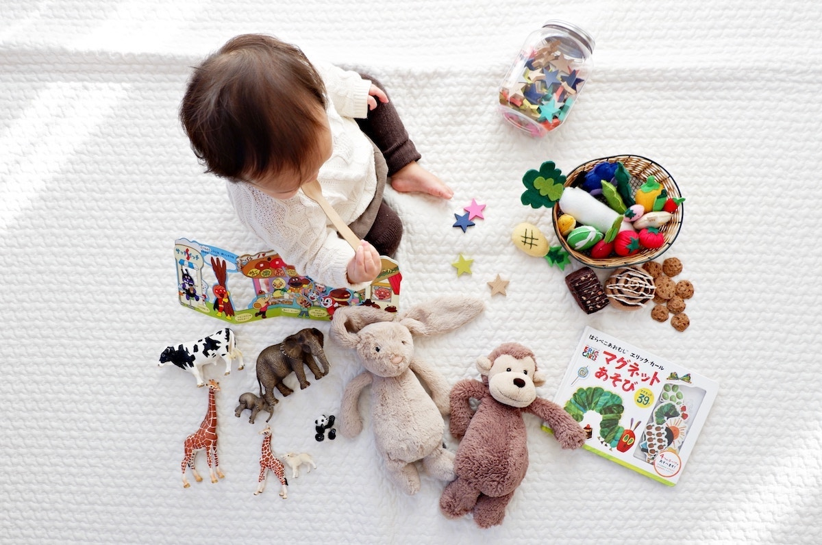 幼児食の献立にもう悩まない!栄養バランスのいい食事メニューを簡単に考える方法