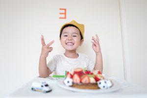 3歳 成長が遅い子 誕生日