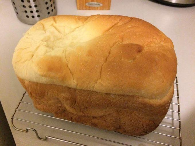 パン レシピ ホームベーカリー 食パン 簡単