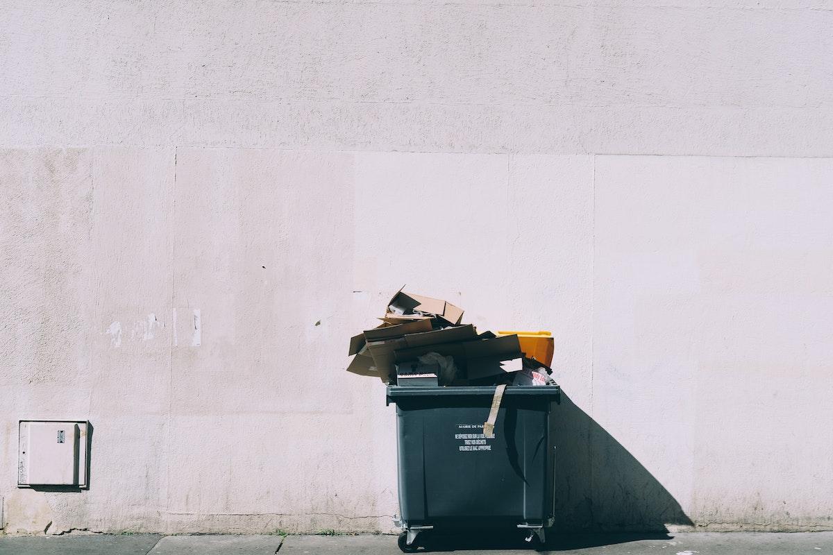 【断捨離】家の中を大掃除したらイライラが減った!人間には空間が必要だと思う【持たない暮らし】