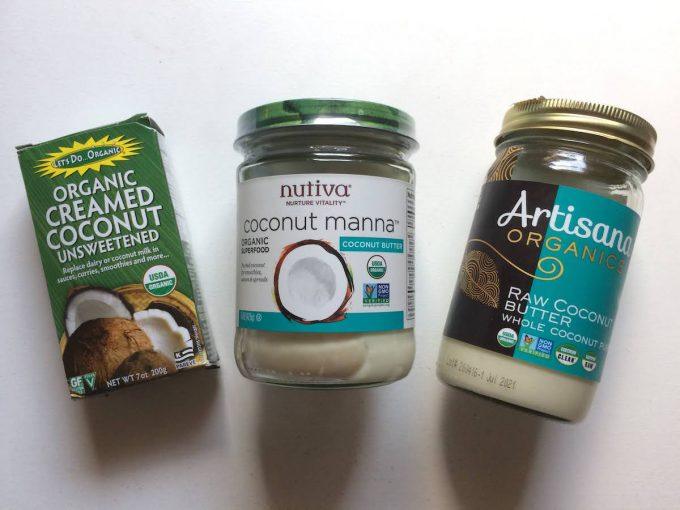 【iHerb購入品】ダイエットや美容にもおすすめのココナッツバターお気に入り3選【アイハーブ 】