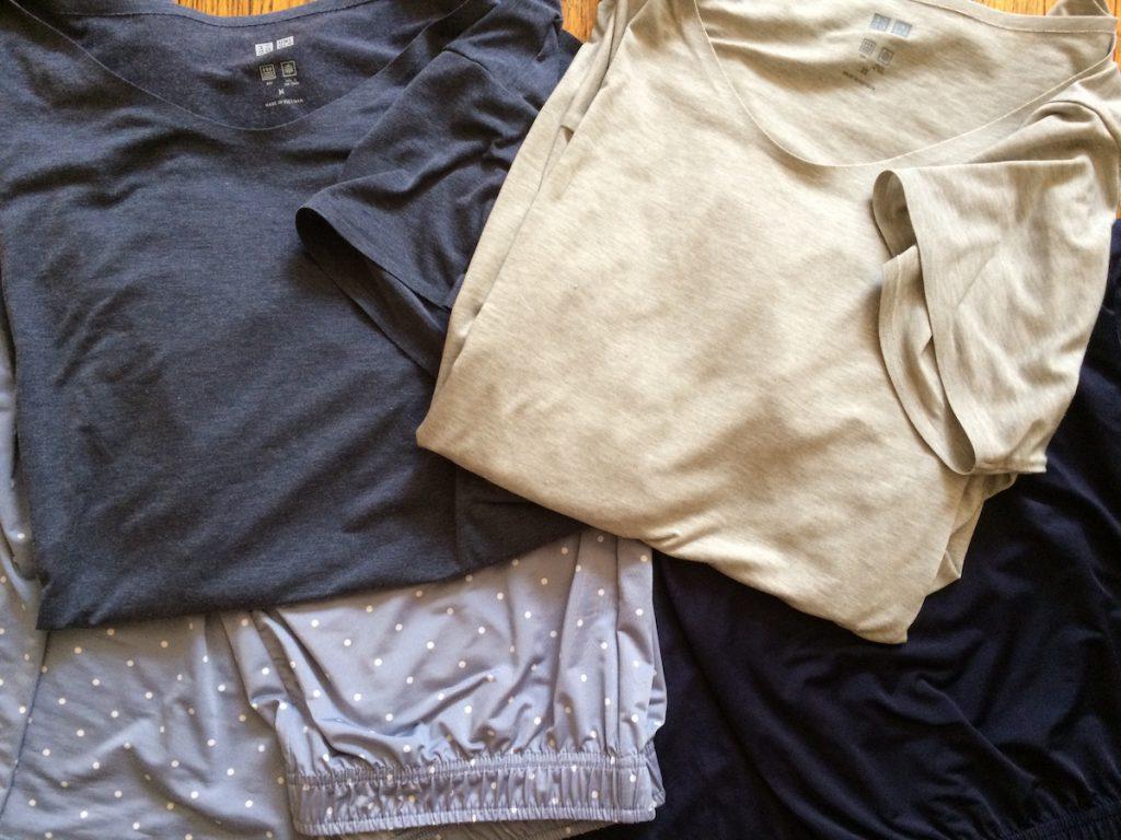 【ユニクロ】夏のママコーデにおすすめのエアリズム!部屋着や公園、買い物にもOK【涼しくて動きやすいよ】