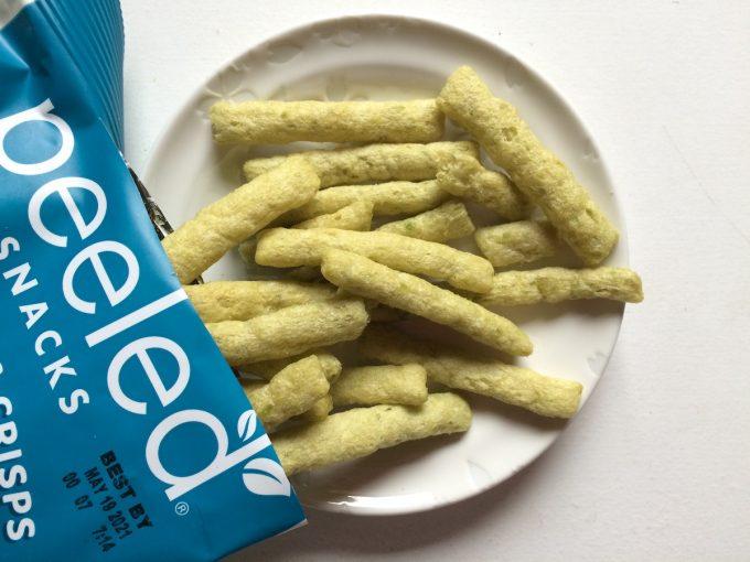【アイハーブ】脂質控えめヘルシーな「Peeled Snacks」の豆スナックがおすすめ【Peas Please】