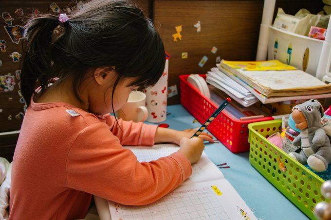 カナダ 幼稚園 オンライン 授業 クラス